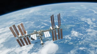 Featured image of 3D Printing in Space: 4 Most Promising Projects