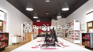 Featured image of Raspberry Pi Opens World First High Street Store in UK