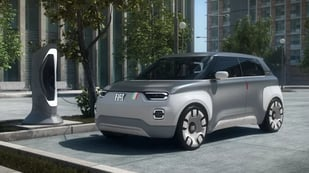Featured image of Fiat Unveils Centoventi Modular Concept Electric Car with 3D Printable Parts