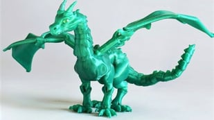 Featured image of 3D Printed Dragon – 10 Best Curated Models
