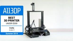 Imagem de destaque Creality Ender 3: melhor impressora 3D a menos de $200