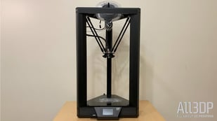 Featured image of 2019 Monoprice Delta Pro Review: A First-Rate 3D Printer