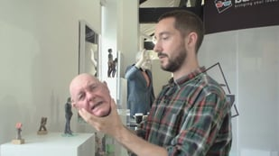 Featured image of 3D Scanning, 3D Modeling & 3D Printing a Human Head
