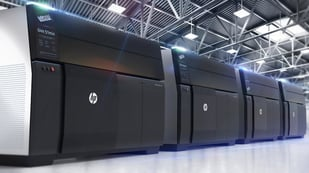 Featured image of HP Multi Jet Fusion Technology Hits Milestone of 10 Million Parts Printed