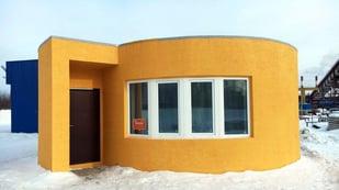 Imagen principal de Impresión 3D de casas: ¿cuánto tiempo requiere imprimir una casa?