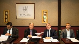 Featured image of Center for 3D Concrete Printing at American University in Dubai Established
