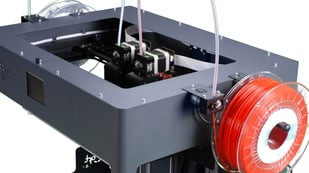 Featured image of CraftBot 3 3D Printer – Affordable IDEX Printer
