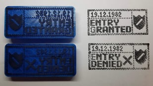 Featured image of 3D Print Your Own Stamps – 9 Easy Steps