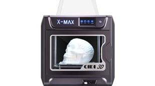 Featured image of 2019 Qidi Tech X-Max 3D Printer: Review the Specs