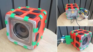 Featured image of [Project] 3D Print Your Own Beat Cube