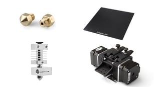 Featured image of Best Sites for 3D Printer Parts