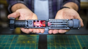 Featured image of 3D Printed Lightsaber: 5 Great Models to Turn the Tide