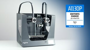 Featured image of BCN3D Sigma R19 Review: The Best Sigma Yet