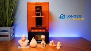 Featured image of Longer Orange 10 3D Printer: Review the Specs