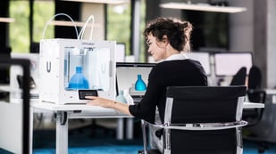 Featured image of 2019 Ultimaker S3 3D Printer: Review the Specs