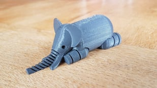 Featured image of 3D Printed Elephant: 10 Massively Mighty Models