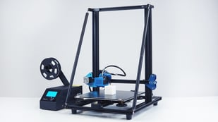 Featured image of Creality CR-10 V2 Review: 10-Hour Testing