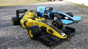 Featured image of 3D Printed RC Car: 12 Cars to Feel Like an F1 Racer