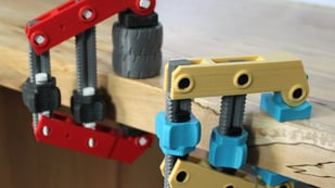 Featured image of 3D Printed Clamps: The 10 Most Gripping Models