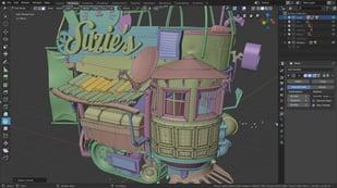 Imagen principal de Top 10 programas de modelado 3D gratis para principiantes