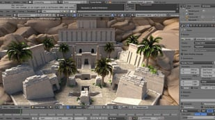 Featured image of Blender to FBX: How to Export Objects in Blender as FBX