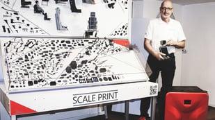 Featured image of Ausstieg aus einer etablierten Karriere für das 3D-Druckgeschäft