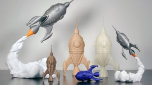 Featured image of 3D Printed Spacecraft: 10 Out-of-This-World Models