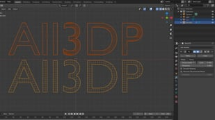 Featured image of Blender: Simplify Mesh – Simply Explained