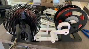 Featured image of How to Re-Spool Filament – Simply Explained