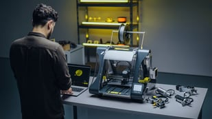 Featured image of Zmorph Unveils Rebranding & New 3D Printers