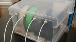 Featured image of 3D Printer Filament Storage: 10 Ways to Store Filament