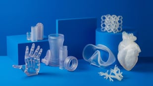 Featured image of Flexible Resin 3D Printing: The Basics & Best Brands