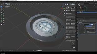 Featured image of Blender Hard-Surface Modeling: 8 Best Tutorials & Guides