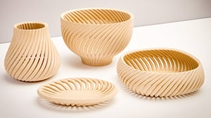 Featured image of Upcycling Wood with 3D Printing to Save Forests