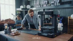 Featured image of Creality Reveals the Ender 7 – a CoreXY 3D Printer With Some Big Claims