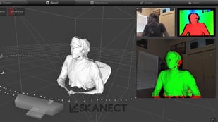 Featured image of How to 3D Scan with Skanect