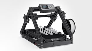 Featured image of SainSmart to Launch Infinite-Z Belt Printer with Wi-Fi