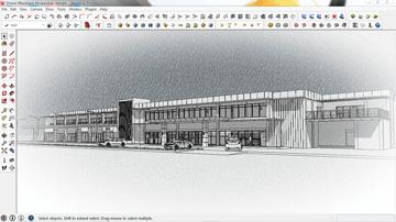 Imagem de Programa de modelagem 3D gratuito: SketchUp