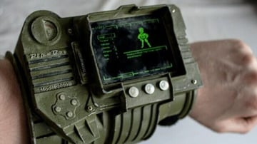 Image of Fallout Props & Toys to 3D Print: Pip-Boy 3000