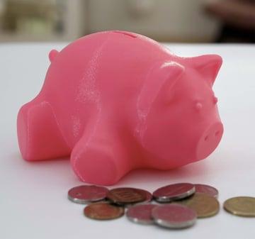 Imagen de Reducir el costo de la impresión 3D: use el modo económico