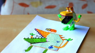 Image of 3D Printed Toys – 11 Ideas for Children of all Ages: Design Your Own Monster
