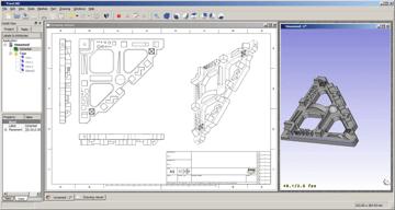 Imagem de Programa de modelagem 3D gratuito: FreeCAD