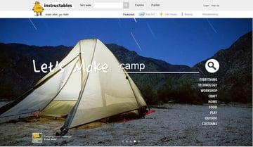 Imagem de Melhores sites para baixar modelos 3D gratuitos: Instructables