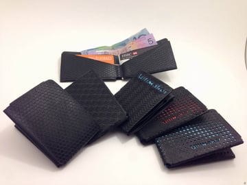 Image of Easy & Fun Things to 3D Print in an Hour (or Less): Men's Wallet