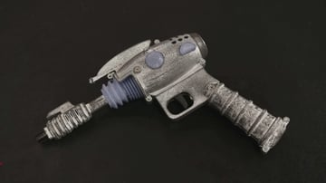 Image of Fallout Props & Toys to 3D Print: Alien Blaster