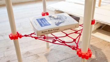 Image of 3D Printing Ideas – 30 Simple IKEA Hacks to 3D Print: MARIUS Storage Net