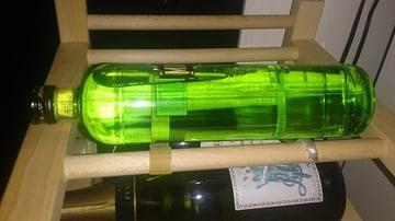 Image of 3D Printing Ideas – 30 Simple IKEA Hacks to 3D Print: HUTTEN Wine Rack Bracket
