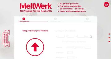 Imagen de Servicio de impresión 3D: MeltWerk