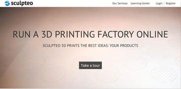 Image of Metal 3D Printer Guide: Sculpteo