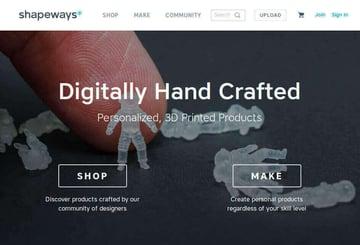 Image of Metal 3D Printer Guide: Shapeways